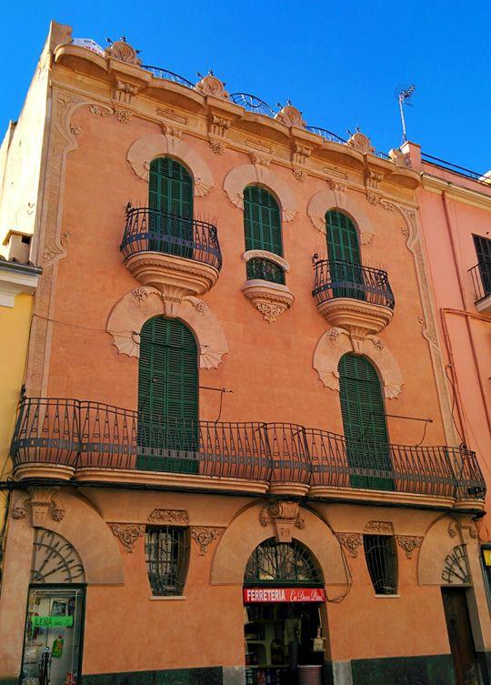 Barrio Santa Catalina - Palma