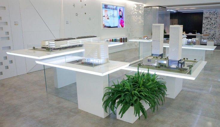 KRION® Blog – Porcelanosa Solid Surface » Maquetas de proyectos KRION® Fachadas Ventiladas