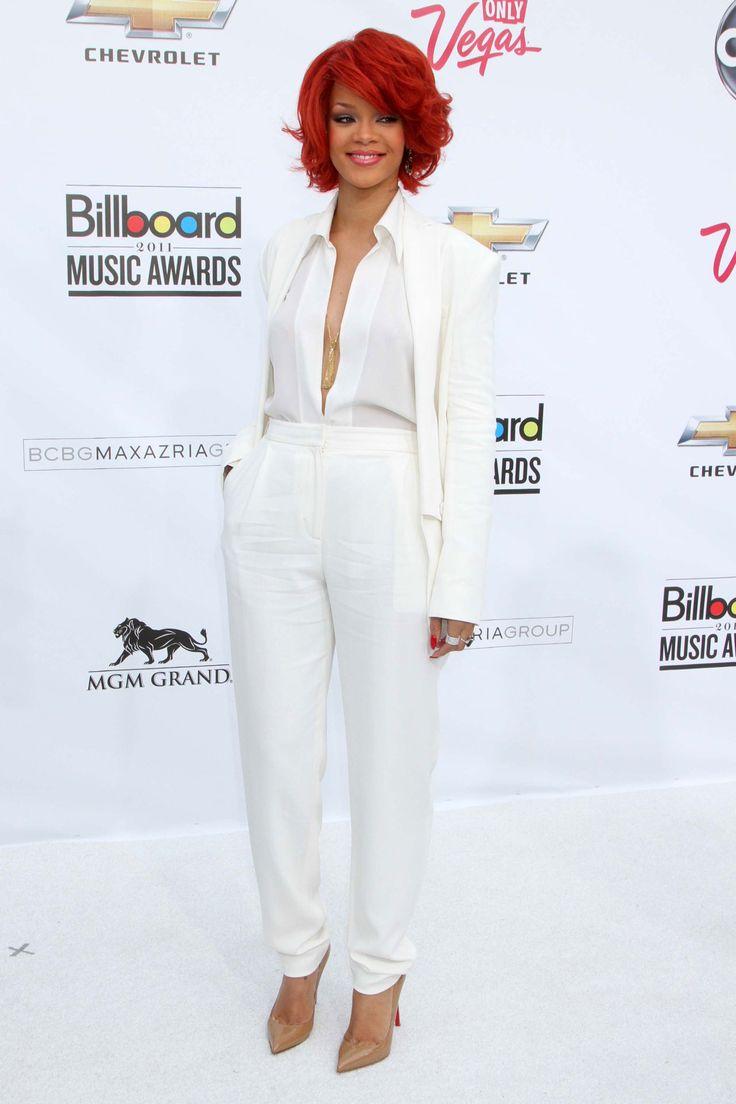 Rihanna Style & Fashion Gallery & Tips (Vogue.com UK)
