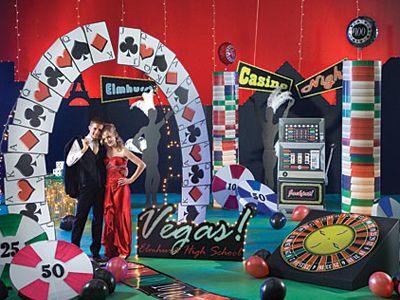 Viva Las Vegas Theme Party Kit Stumps Prom Flickr