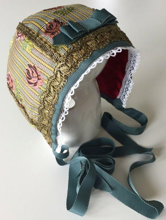 Christening bonnet, boy