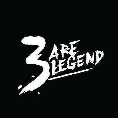 3 Are Legend  @3AreLegend Dimitri Vegas, Steve Aoki & Like Mike  facebook.com/3AreLegend