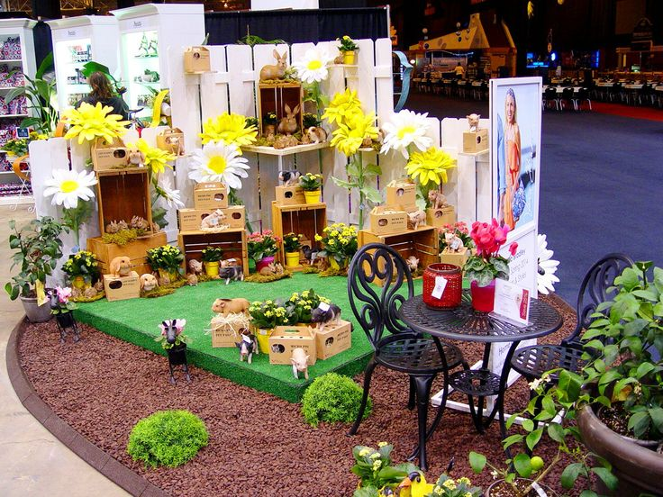 Cleveland ohio 39 s 2014 great big home garden show the gardens were up a notch fro 2014 for Home and garden show cleveland