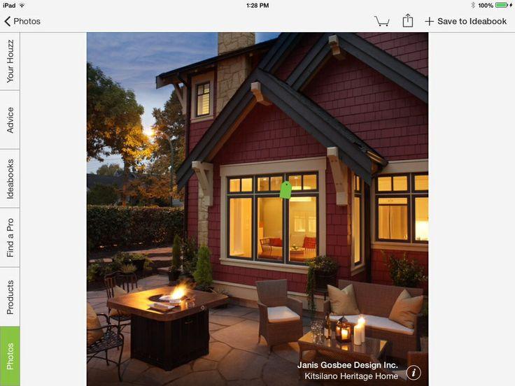 best images about exterior paint ideas on pinterest exterior colors. Black Bedroom Furniture Sets. Home Design Ideas
