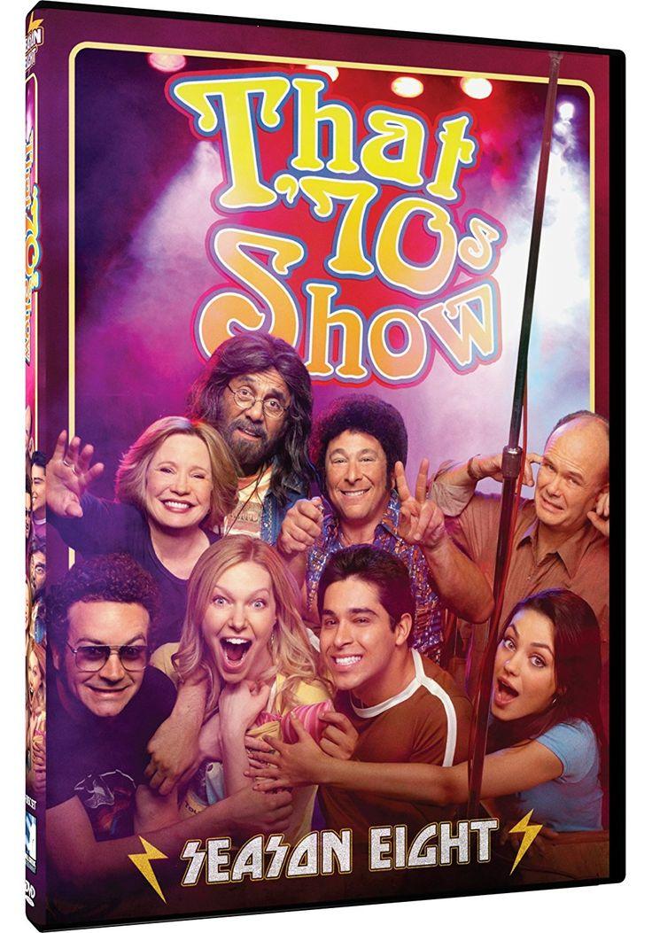 That '70s Show (Temporada 8) - Empezada el 19/11/2016 - Terminada el 10/12/2016