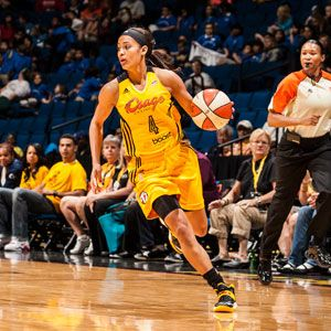 How Skylar Diggins Stays in Battle-Ready Shape