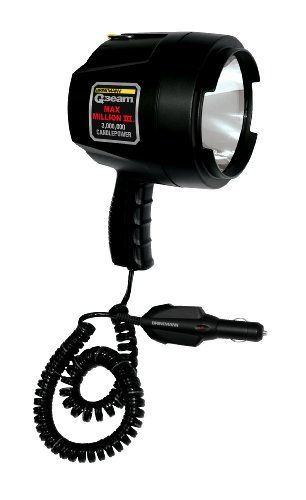awesome Brinkmann 800-2301-0 Q-Beam Max Million III Spotlight