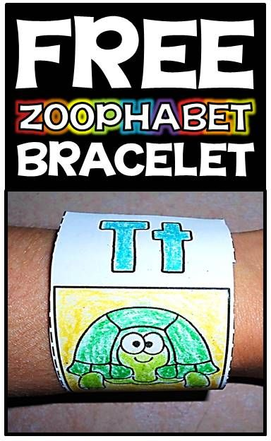 "FREE ""Zoophabet"" materials for teaching the alphabet letters & sounds in English & Spanish!"