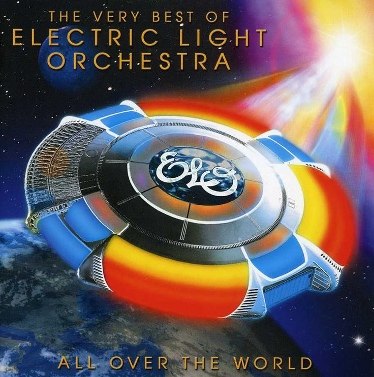 Electric Light Orchestra - All Over The World-Very Best Of