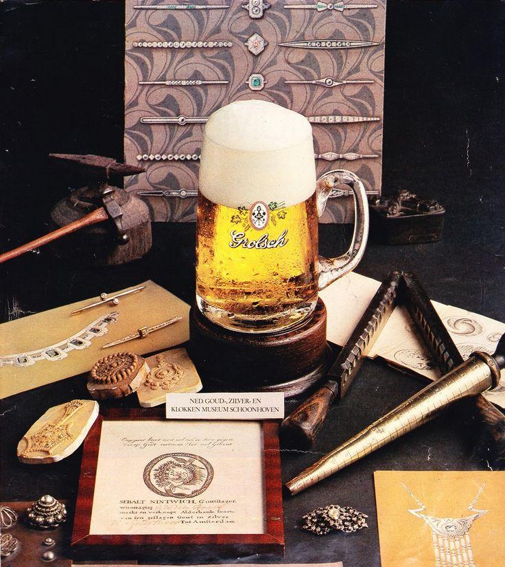 Grolsch Bier (oude ambachten)