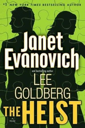THE HEIST by Janet Evanovich and Lee Goldberg Beach Read #1 finished! Summer fluff: stereotypical protagonists, unreal plot twists, kooky secondary rotating characters...everything you would want on the beach!