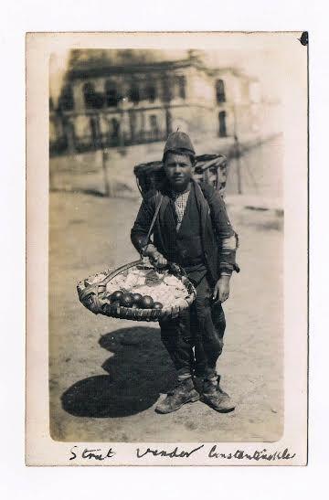 street vendor #Constantinople#oldphotos #İstanbul  #istanlook