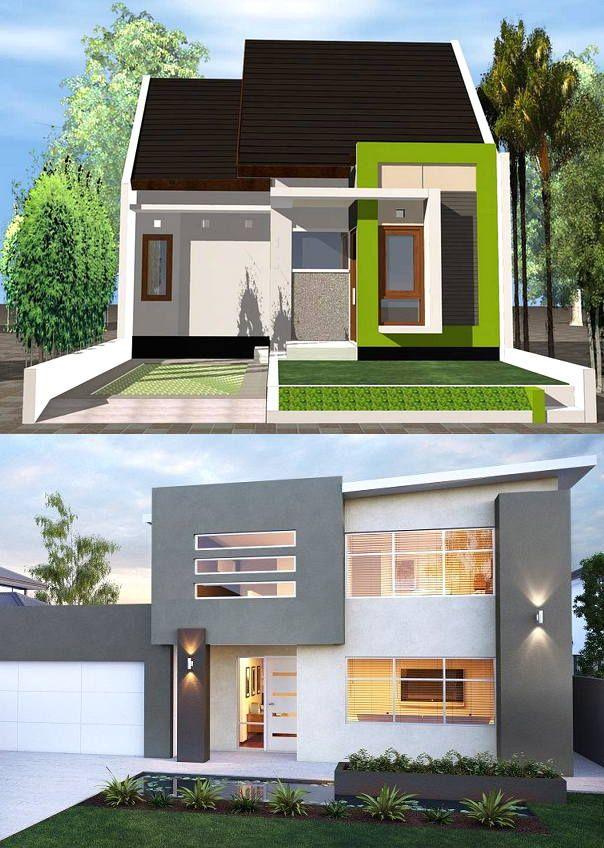 Warna Cat Rumah Minimalis Tampak Depan Rumah Minimalis Rumah Minimalis