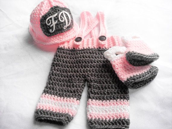 Crochet Patterns For Baby Frocks : 17 Best ideas about Fireman Outfit on Pinterest ...
