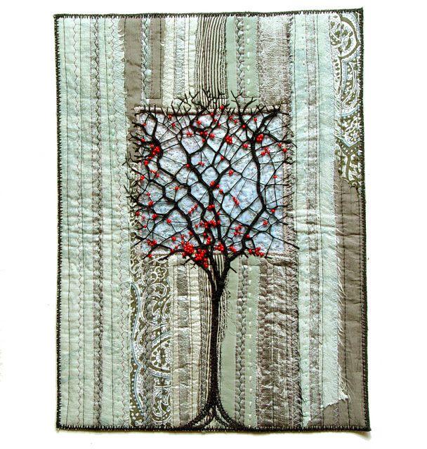 The Textile Cuisine: Botanical laces / Botaniczne koronki