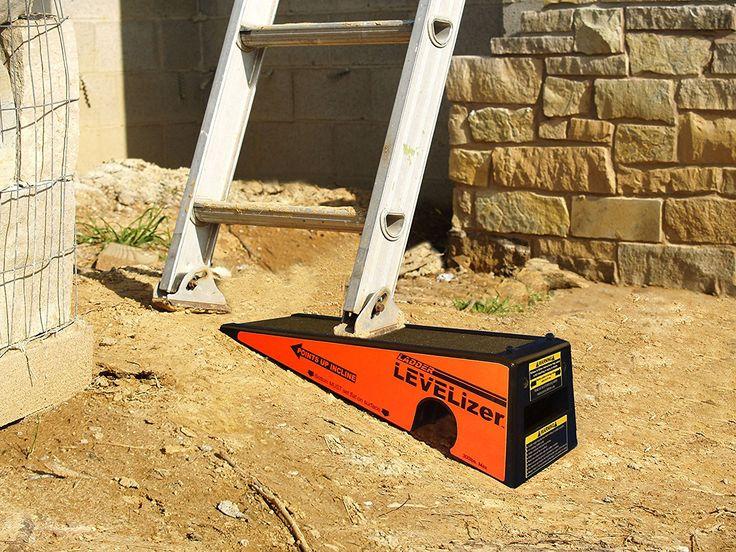 The Levelizer: Fast, Safe, & Easy Ladder Leveling - - Amazon.com