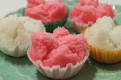 Jane's Corner: traditional rice cake