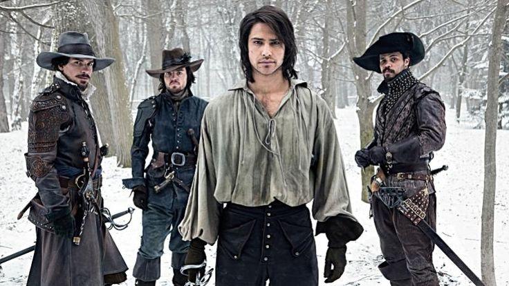 Die Drei Musketiere Serie