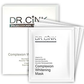DR. CINK Complexion Whitening Mask - Strawberrycoco