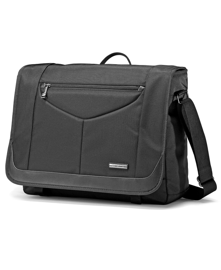 Samsonite Professional Messenger, Business Case - Mens Men's Bags ...