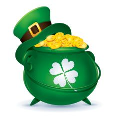 Image result for pot of gold