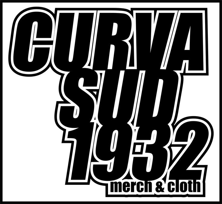 curva sud 1932 logo simpel
