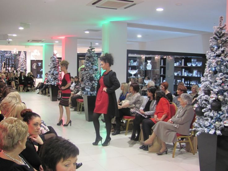 Style Event at Waterford Crystal at Winterval 2012