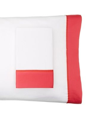 79% OFF Vera Wang Modern Set of 2 Ikat Pillowcases