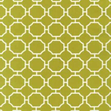 : Celadon, Lattice, Good Life, Yard, Life Collection, Fabrics, Collection Cotton, Kitchen