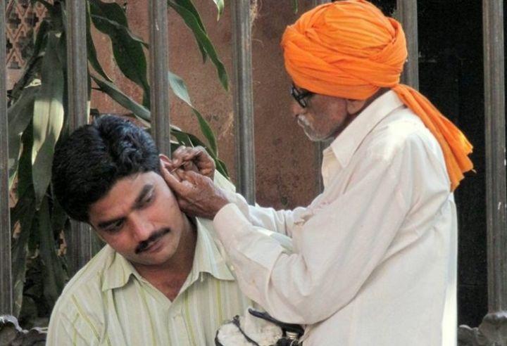 Nettoyeur d'oreilles Inde