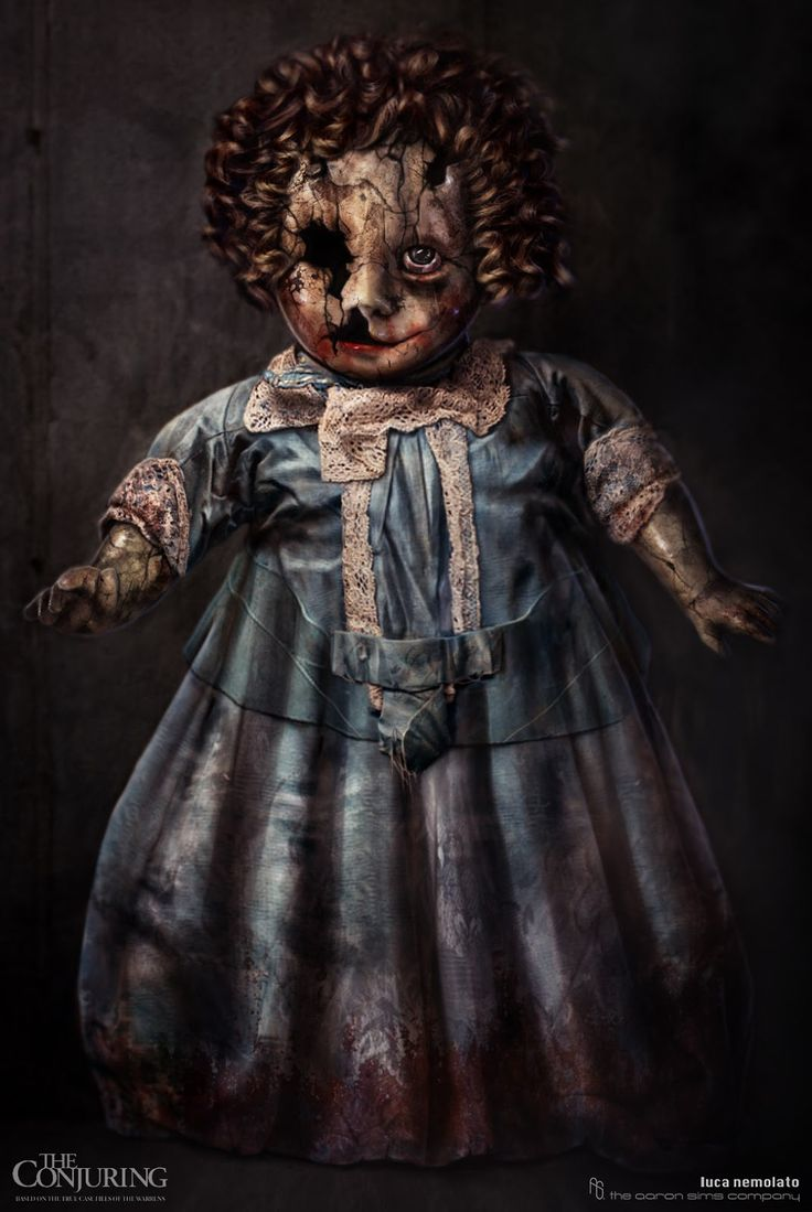 The #Conjuring, les concept art