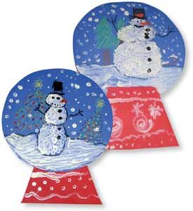 Snow Globes -K-1