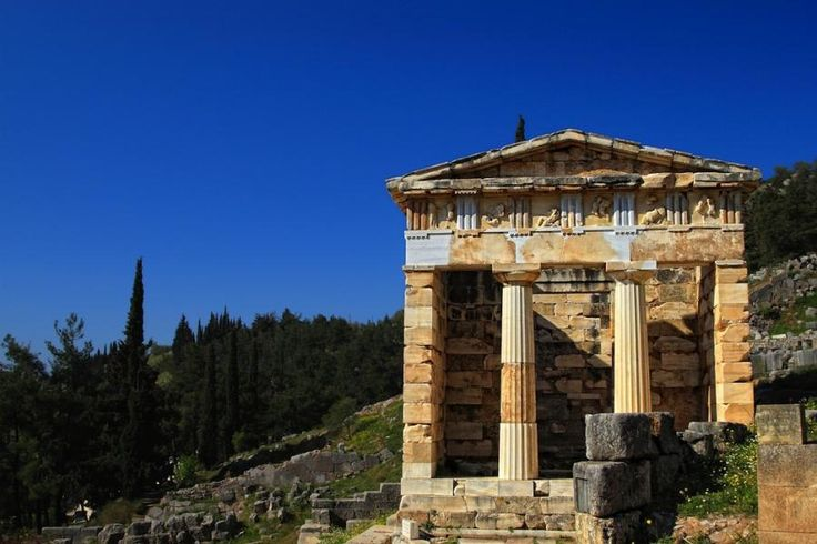 Depart from our terminal for one day trip from Athens to Delphi to explore one of the most famous archaelogical sites of Greece with Tourboks!