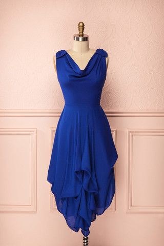 Blue Sleeveless, 1861 Dresses, Sleeveless Dresses, Prom Dresses, New ...