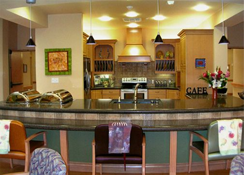 17 best images about seacrest village assisted living on Kitchen design for village