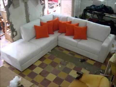 Sofás Modernos - Ideas de decoración con sofás modernos 2015 - YouTube