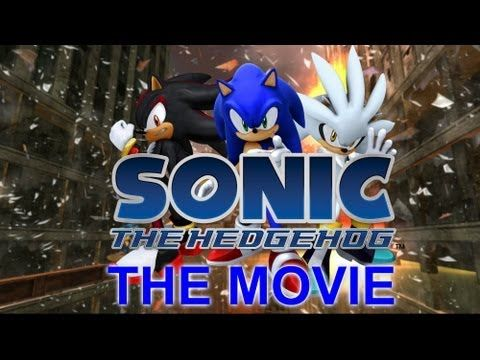 Sonic The Hedgehog (2006) - THE MOVIE - Full Movie (ALL CUTSCENES) - YouTube