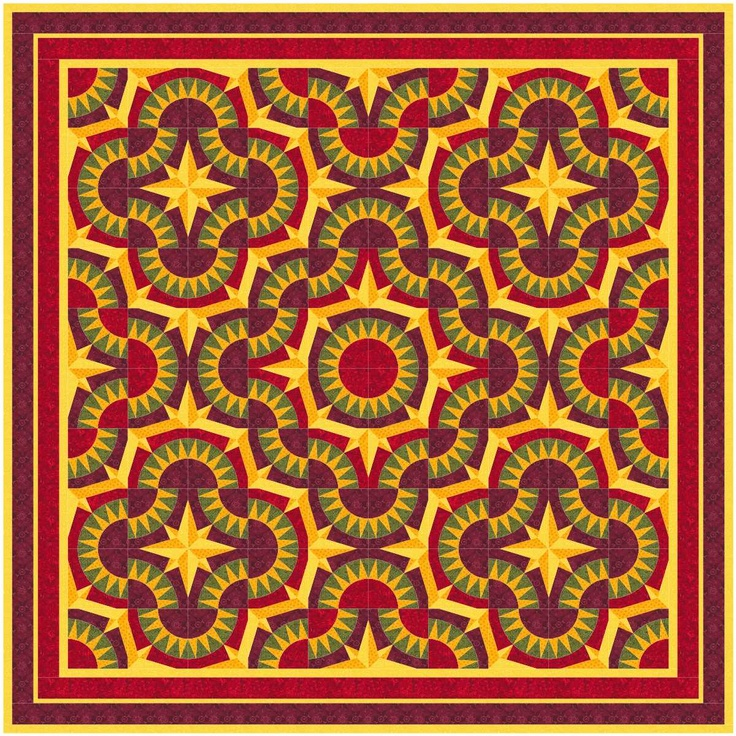 1000 Images About Montana Cartwheel Pattern On Pinterest