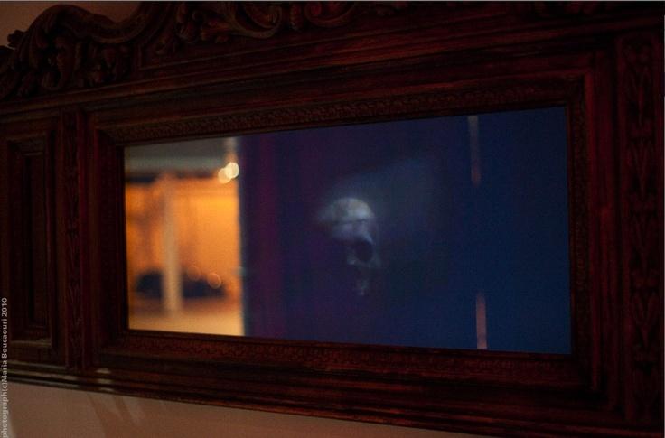 Atlantis Veritas by Mat Collishaw @ Benaki Museum 2010, Locus Solus Exhibition, curated by Sozita Goudouna