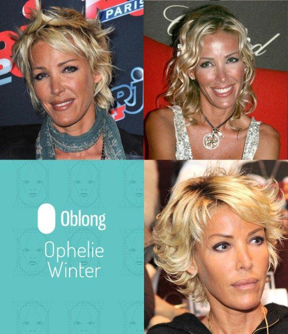 Coiffure Visage Oblong Cophelie Winter Cheveux Courts Visage Allonge Coupes Courtes Visage Allonge Cheveux Courts Visage