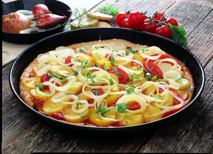 Das leckere Rezept für KartoffelpizzaRezepte und weitere Diät Rezepte entdecken auf precon.de