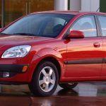 2005-2011 Kia Rio Sedan