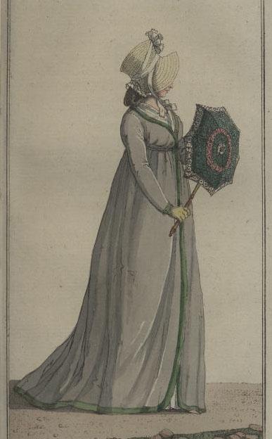 April 1798 Journal des Luxus und der Moden: Journals Of, Of Luxury, 1798 Journals, And The, Fashions, Luxury And