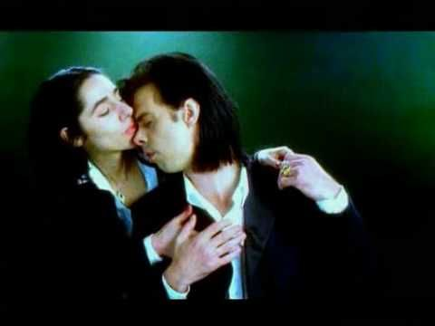 PJ Harvey and Nick Cave.