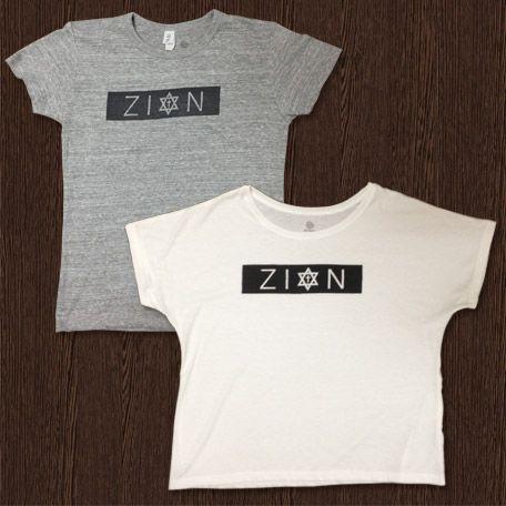スラブボックスのZION Tシャツ
