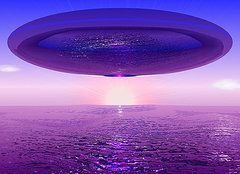 Jeff Steele - UFO At Sea