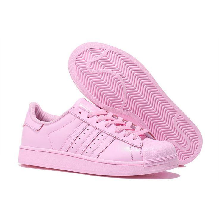 Adidas Originals Superstar Supercolor Pack Scarpe - Donne - Rosa Chiaro
