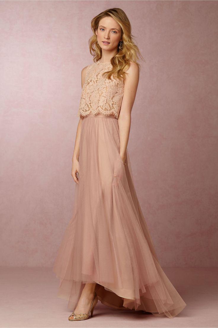 Petal Skirt in Bridesmaids Bridesmaid Separates at BHLDN