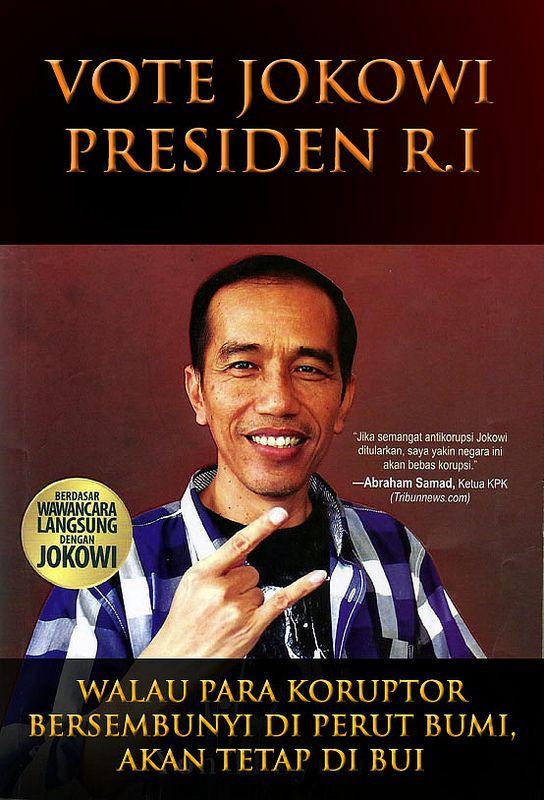 VOTE JOKOWI PRESIDEN R.I