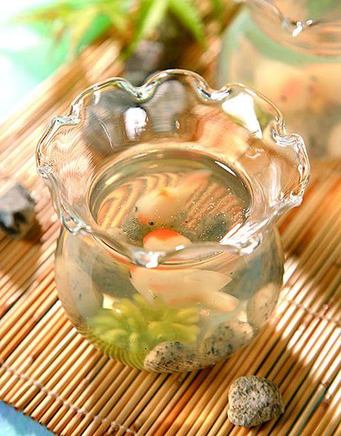 「恵那川上屋」さんの「夏金魚」